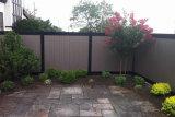 Colorido jardín vallado vinilo decorativo