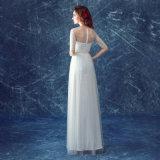 Robe occidentale de Soirée-Mariage de dames chaudes de ventes longue