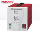 Stabilisateur électronique de tension monophasé de la qualité 1.5kw pour l'ordinateur