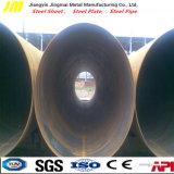 Schweißte großer Durchmesser S235jr/Ss400 Rohr-Kohlenstoffstahl-ERW geschweißtes Rohr