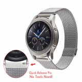 Samsung를 위한 Milanese 시계 결박, Samsung S3를 위한 자석 스테인리스 시계 줄
