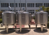 Réservoir d'avoirs de cuve de fermentation de réservoir de stockage de réservoir d'acier inoxydable