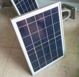 China-hohe Leistungsfähigkeits-Solarstraßenlaterne-Solarzellen-Panels