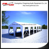 Im Freien Größen-Aluminiumrahmen-Hotel-Zelt des Luxus-30mx50m für Verkauf