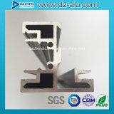 6063 Profiel van het Aluminium van het Aluminium van de Verkoop van de fabriek het Directe voor de Voordeur van de Winkel