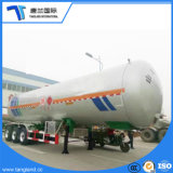 半中国の工場販売のためのアルミニウム燃料タンクのトラックのトレーラー