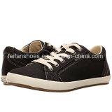 Precios bajos de alta calidad OEM/ODM Zapatos Zapatos de lona vulcanizado (ZA611-16)