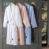 Guangzhou Foshan 100% coton moins cher hôtel Peignoir kimono Waffle Weave