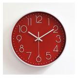 De 10 pulgadas de alta calidad Reloj de pared con pintura de silicona