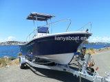 Liya Panga 5.8m фибергласовых лодки рыболовного судна