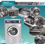 De automatische Wasmachine van het Muntstuk van de Zelfbediening
