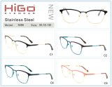 De Glazen van de Fabriek van Wenzhou vormen de Roestvrije Optische Frames Van uitstekende kwaliteit van het Metaal van Modellen
