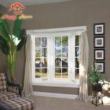 Finestra di vetro superiore dell'alluminio di Windows/stoffa per tendine di alluminio