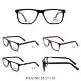 De flexibele Glazen van Eyewear van het Frame van de Acetaat Optische (FXA1501)
