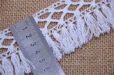 服のための方法様式の幅6cmの綿のかぎ針編みのレース