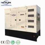 250kVA altamente ha personalizzato il tipo generatore diesel insonorizzato autoalimentato Cummins del baldacchino con l'orma limitata