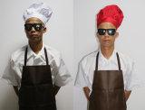 Chef cozinhando Hat Tampa de cozinha cozinha uniformes de têxteis