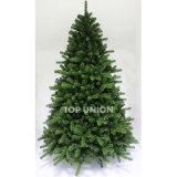 Arbre de Noël artificiels arborescence PVC S9614