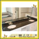 Ijdelheid van de Badkamers van het Graniet van de Vlinder van China van de badkamers de Materiële Groene