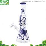 Heiße verkaufende unterschiedliche Entwurfs-Wasser-Rohr-Glaspfeife