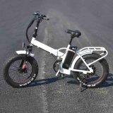 36V 350W de graisses de pliage des pneus de vélo électrique