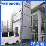 Het Samengestelde Comité van het Aluminium van Neitabond met de Dikte van 5mm