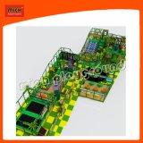 Soft Play Diapositive en plastique de l'équipement Kids Indoor Aire de jeux