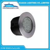 316 indicatore luminoso subacqueo del raggruppamento dell'acciaio inossidabile IP68 LED