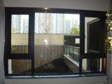 현대 작풍 알루미늄 합금 여닫이 창 Windows