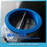 Placa dupla tipo Wafer da válvula de retenção de aço inoxidável