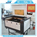 máquina de gravação a laser Jingwei 50W 4060 com marcação CE/FDA/FC Barato preço