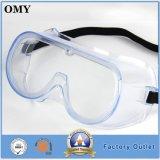 耐薬品性安全ゴーグル密閉型 Labor Medical Laser Anti-Saliva 作業用保護具用フォグ安全眼鏡