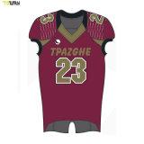 Commercio All'Ingrosso Cheap Kids Custom Long Sleeve Football Jersey Shop