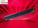 Luce laser dell'indicatore luminoso della fase della discoteca del DJ del fascio delle otto teste