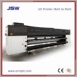 LED UV Rouleau à l'imprimante avec têtes d'impression de Ricoh