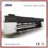 Ricoh Printheads를 가진 인쇄 기계를 구르는 LED UV 롤