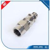 Prensaestopas de níquel de latón de la fábrica China de protección IP68