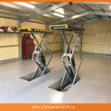 Irrigare-Montare la strumentazione che del garage le 3.5 tonnellate idrauliche Scissor l'elevatore dell'automobile (SX08F)