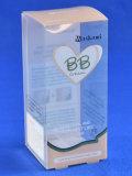 Los envases de plástico PET transparente de PVC cuadro con la impresión