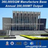 容易なアセンブリエクスポートの品質確実なフレームの鋼鉄構築