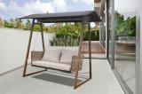Для использования вне помещений для отдыха Textilene веревки сад висящих Swing патио мебель висящих стул (BP-617G)