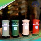 Caixa de correio de 200 ml humidificador 40ml/h com luz de LED