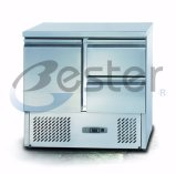 Коммерческие холодильник охладитель в ресторан или кафе (GN 1/1) S901 2 выдвижными ящиками