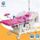 Het elektrische Multifunctionele Bed van het Ziekenhuis van de Verloskunde Ecoh033, Werkende Lijst