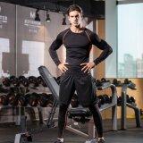Les hommes Sportswear Exercice costume de remise en forme Salle de gym à sec de vitesse de fonction