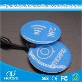 Faible prix Nouvelle arrivée gelée résidentiel tag RFID 1K / 4K de la gelée de la carte à puce