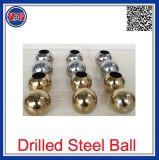De solides de 2mm 3 mm 4 mm 6 mm 5 mm 7 mm de 8mm 10mm Argent Or Rose bille en acier avec trou percé pour la fabrication de bijoux