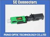 ファイバー光学SCの速いコネクターのターミネータ