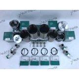 디젤 엔진 Kubota V4000 강선 장비