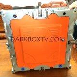 段階の軽いフルカラーのモジュールP10屋外LEDのビデオボードの表示